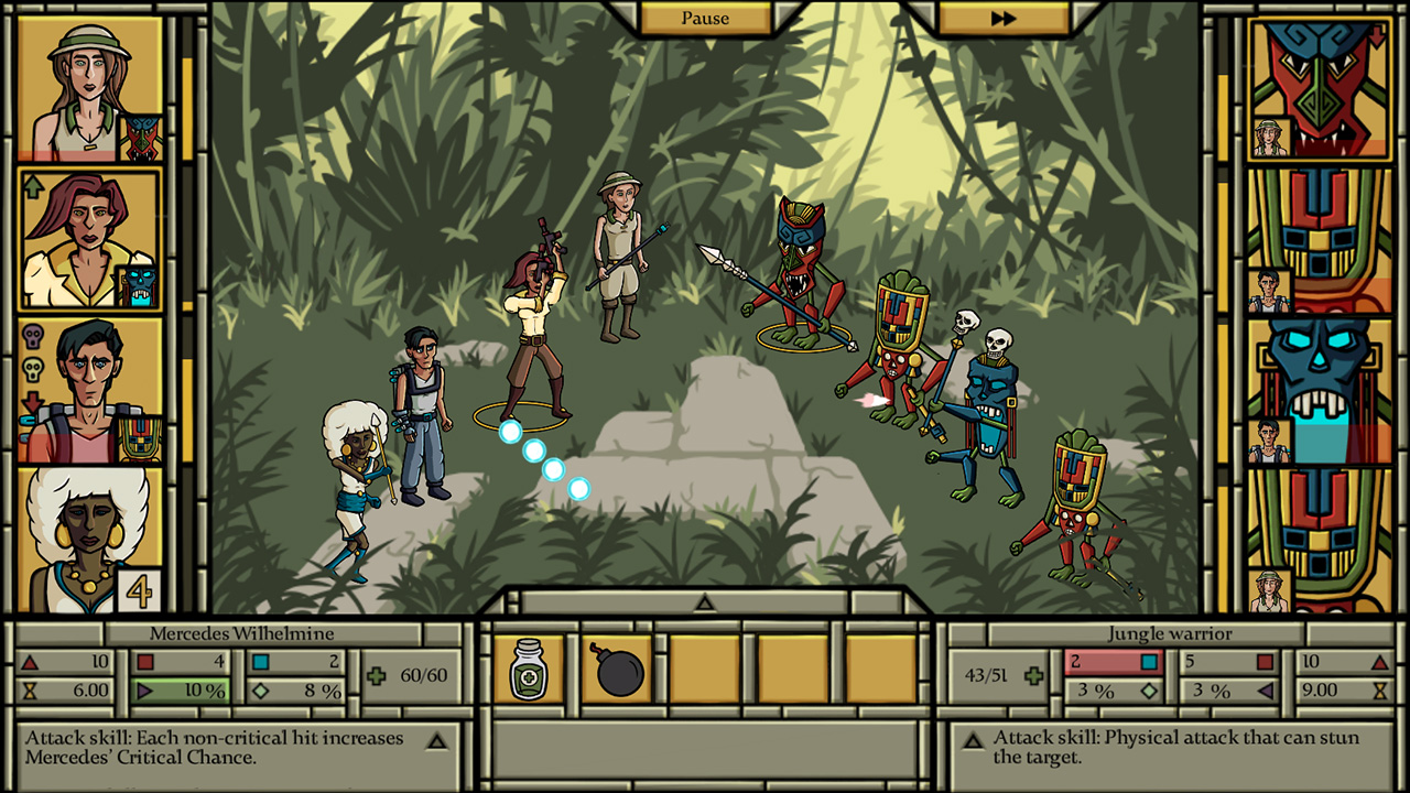 Quest to Aztlan - Screenshot 04
