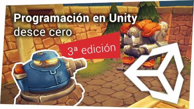 Programación de videojuegos con Unity