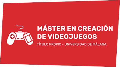Máster universitario en creación de videojuegos
