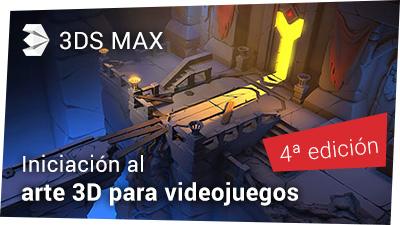 Iniciación al arte 3D para videojuegos