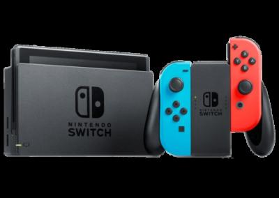 consola-nintendo-switch-azulrojo-neon